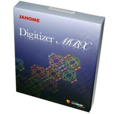 Janome Digitizer MBX4.5