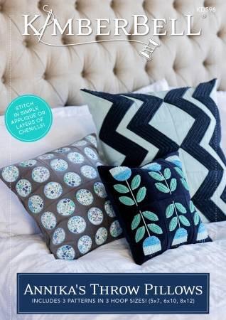 KD596 Annika's Throw Pillows