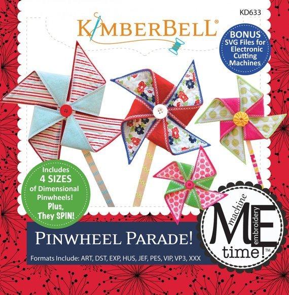 KD633 Pinwheel Parade