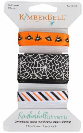 KDKB105 Hallloween Ribbon Set