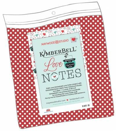 Love Notes Backing