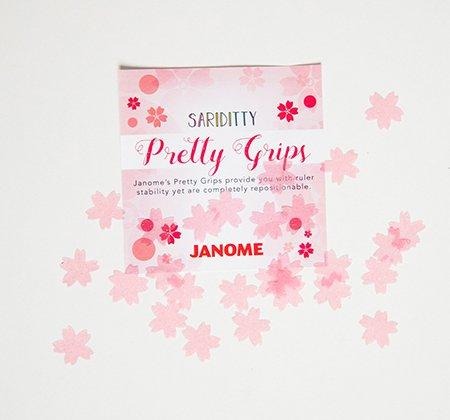 Janome Pretty Grips