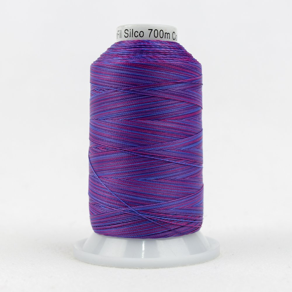 SCM19 Silco Purple/Red/Blue
