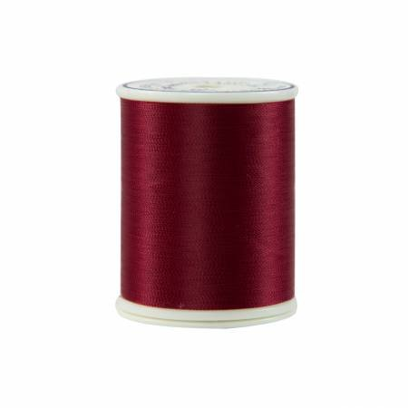 603 Bottom Line Polyester Thread 60wt 1420yds Red