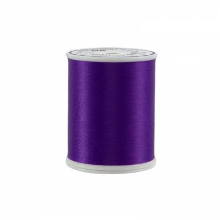 606 Bottom Line Polyester Thread 60wt 1420yds Dark Purple