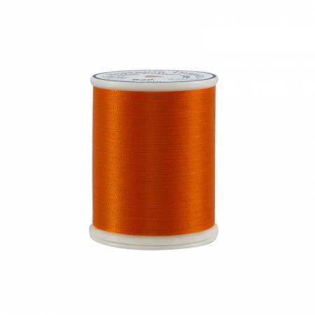 639 Bottom Line Polyester Thread 60wt 1420yds Bright Orange