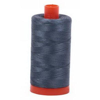1158 Aurifil Cotton Thread Solid 50wt 1422yds Grey