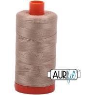 2326 Aurifil Cotton Mako Thread 50wt 1300m