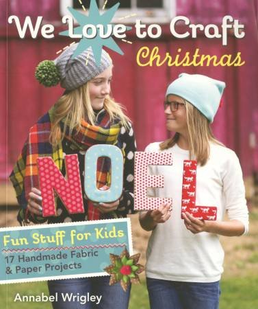 We Love to Craft Christmas - Softcover