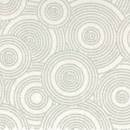 108 Dotted Circles Grey on White