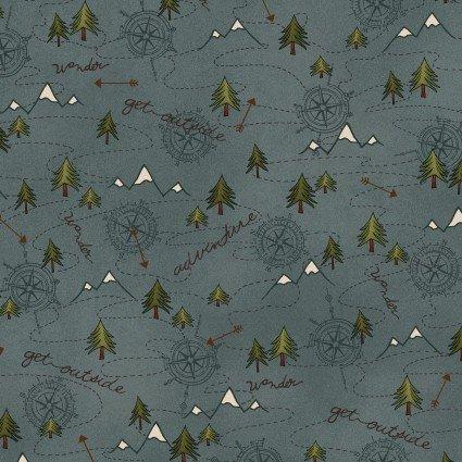 Folk Art Flannels 2376 76