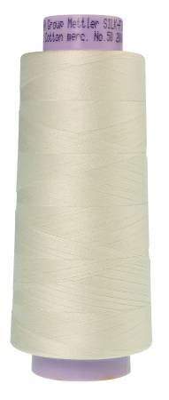 Mettler Silk Finish Color 0778 Muslin 2000 yards cone