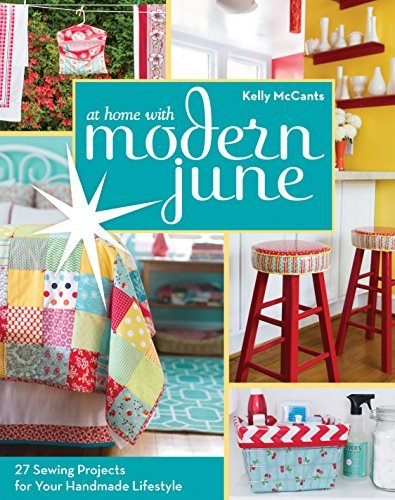 At Home with Modern June - Softcover
