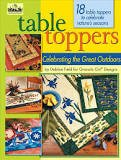 Table Toppers Celebrating the Great Outdoors