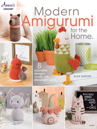 Annie's Crochet: Modern Amigurumi for the Home