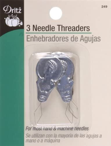 Dritz needle threader 3pc