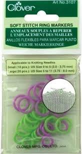 Soft Stitch Ring Marker