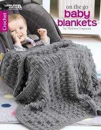 Baby Blankets Leisure Arts