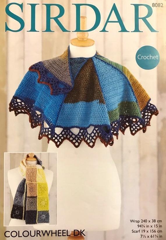 Pattern 8082 Colourwheel