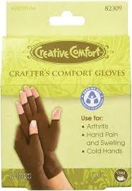 Crafters Comfort Glove - Medium