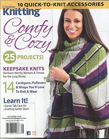 Creative Knitting Magazines