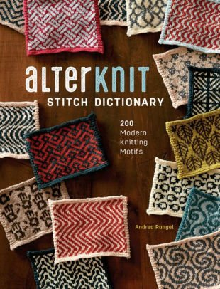 Alter knit Stitch Dictionary - Hard Back
