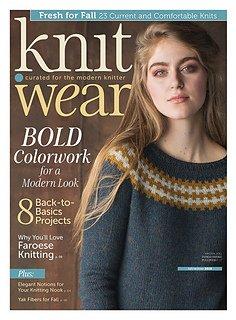 Knit Wear Magazines
