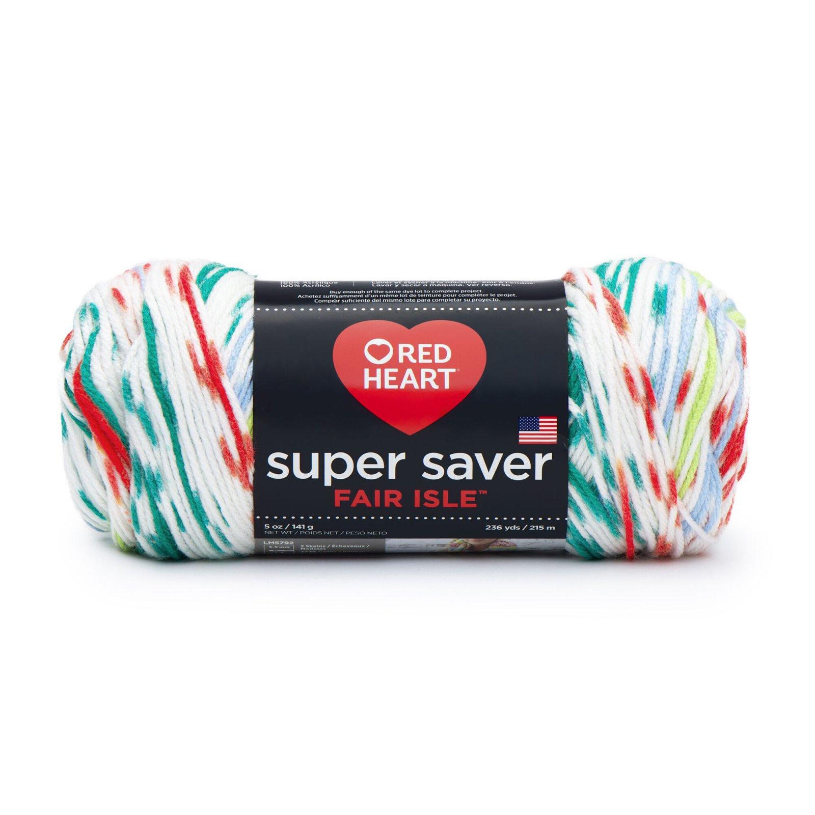 RH Super Saver - Fair Isle Winter