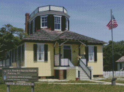 Hatteras US Weather Bureau Station 12 x 15 Kit