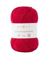 Pure Wool Superwash DK - Kiss
