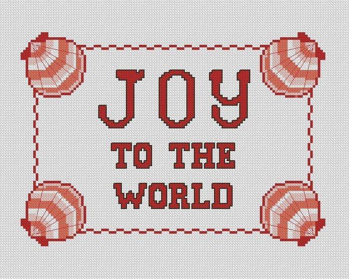 Joy to the World 8x10 Kit
