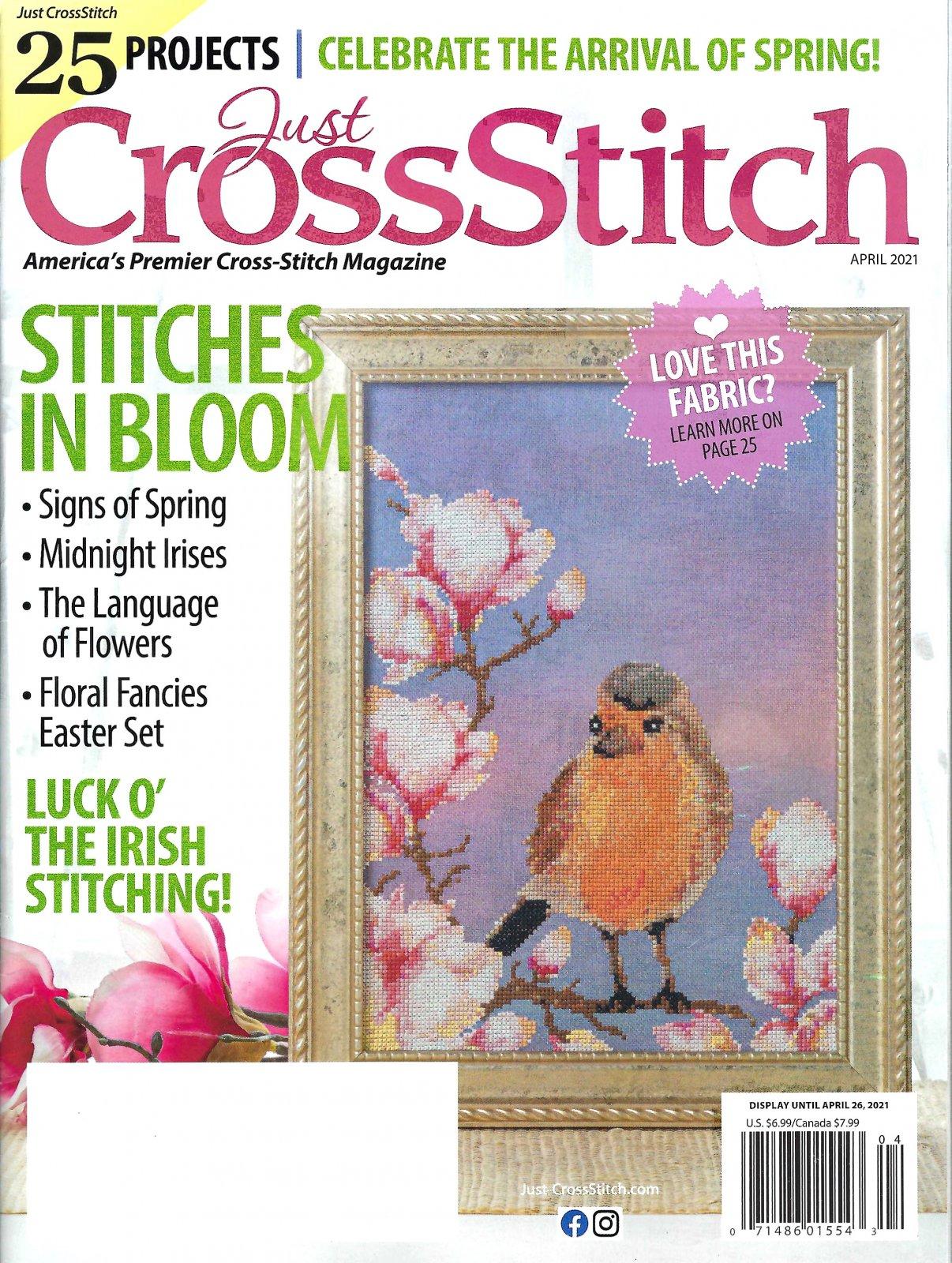 Just CrossStitch Magazines