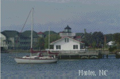 Manteo Waterfront 10x15 Kit