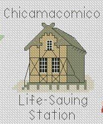 Chicamacomico Ornament
