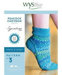 WYS Signature 4 Ply Sock Pattern