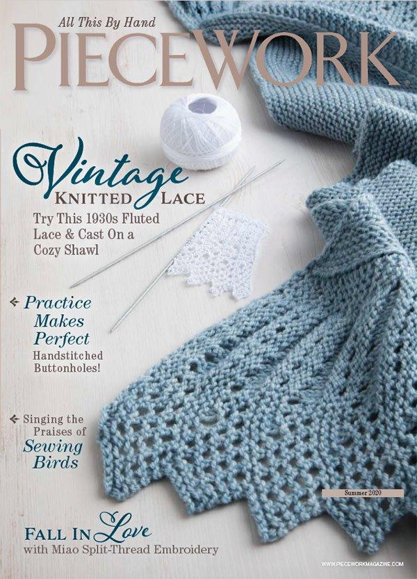 Piecework Magazines