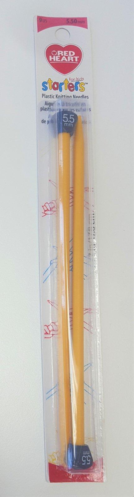 RH Starters - Kids Knit Needles #9