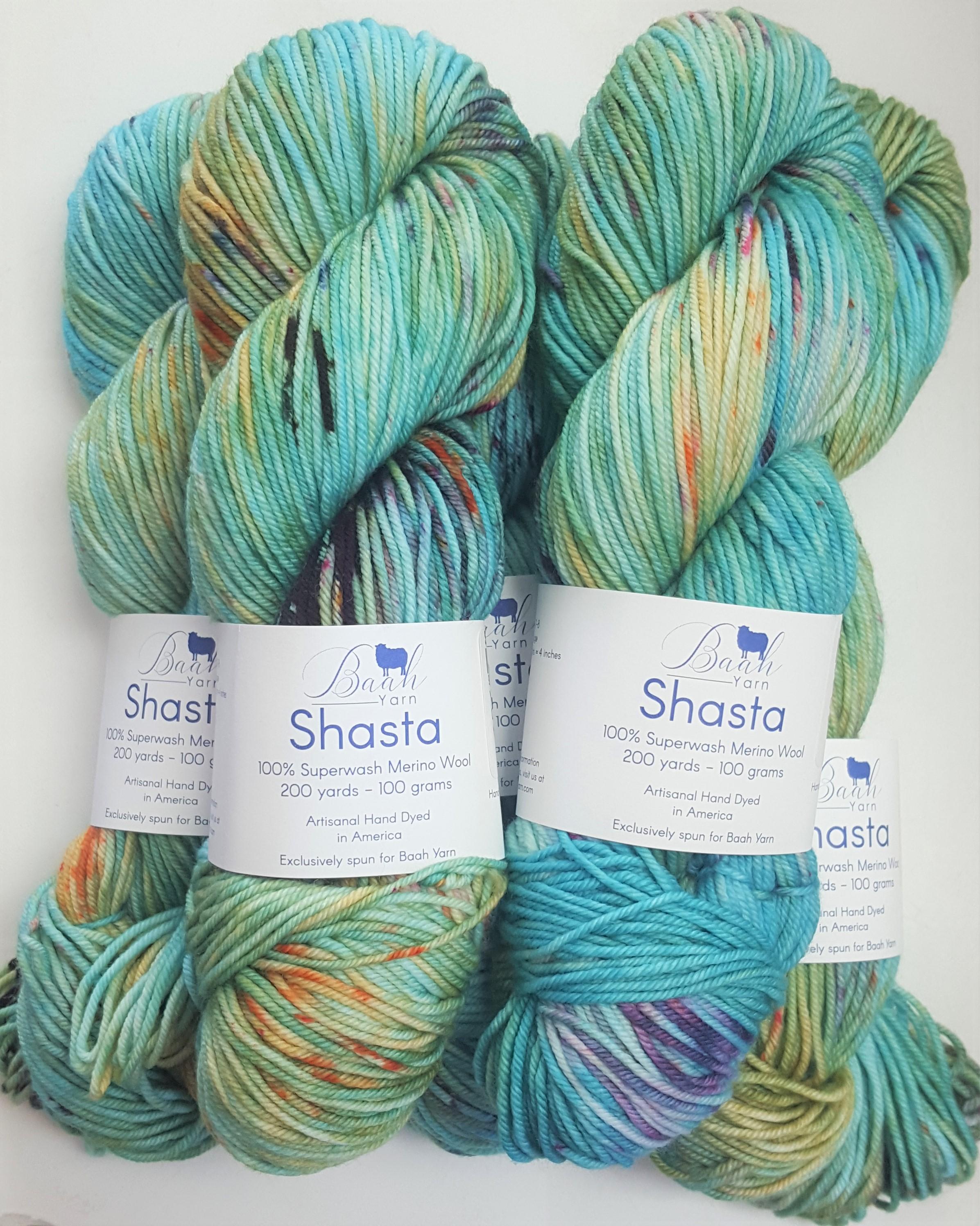 Yarn & More Signature Yarn - Shasta