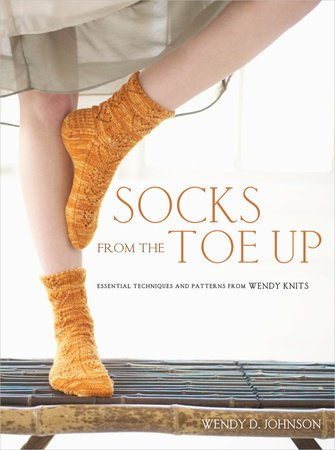 Toe up Socks (Potter Craft Book)