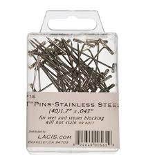 T Pins 1.2 40pc