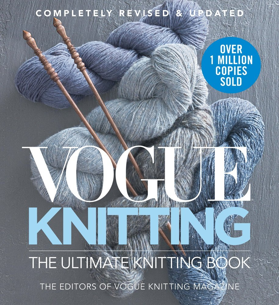 Vogue Knit the Ultimate Knit Book
