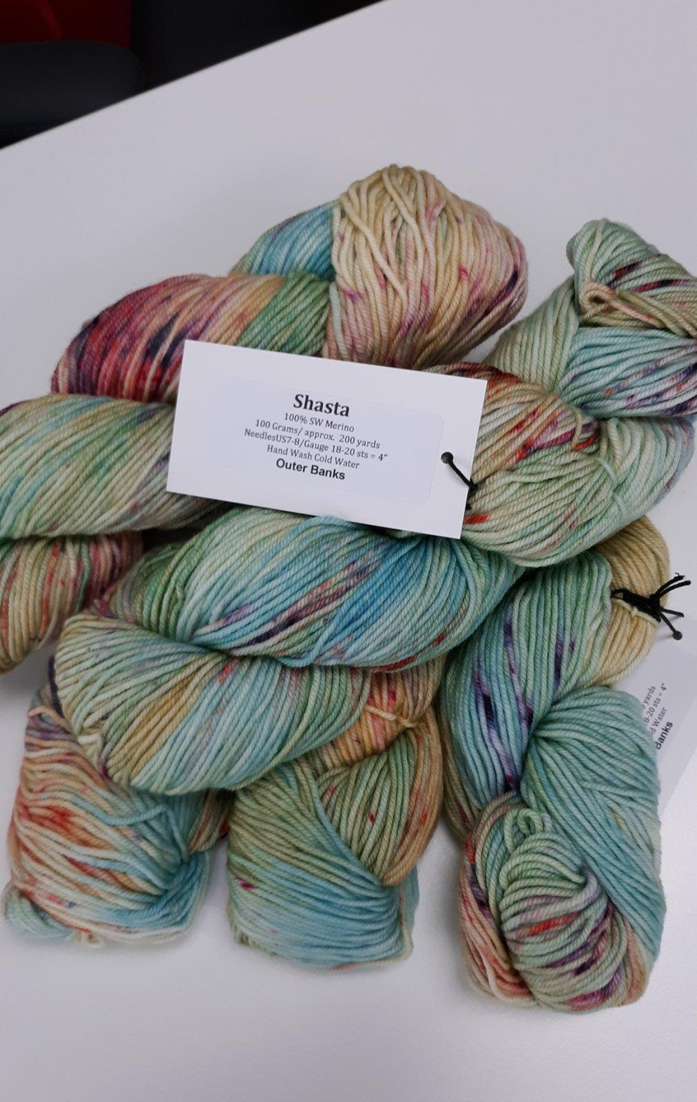 Y & M Signature Yarn - Shasta