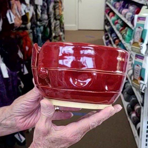 Yarn Bowls by Fran Greene