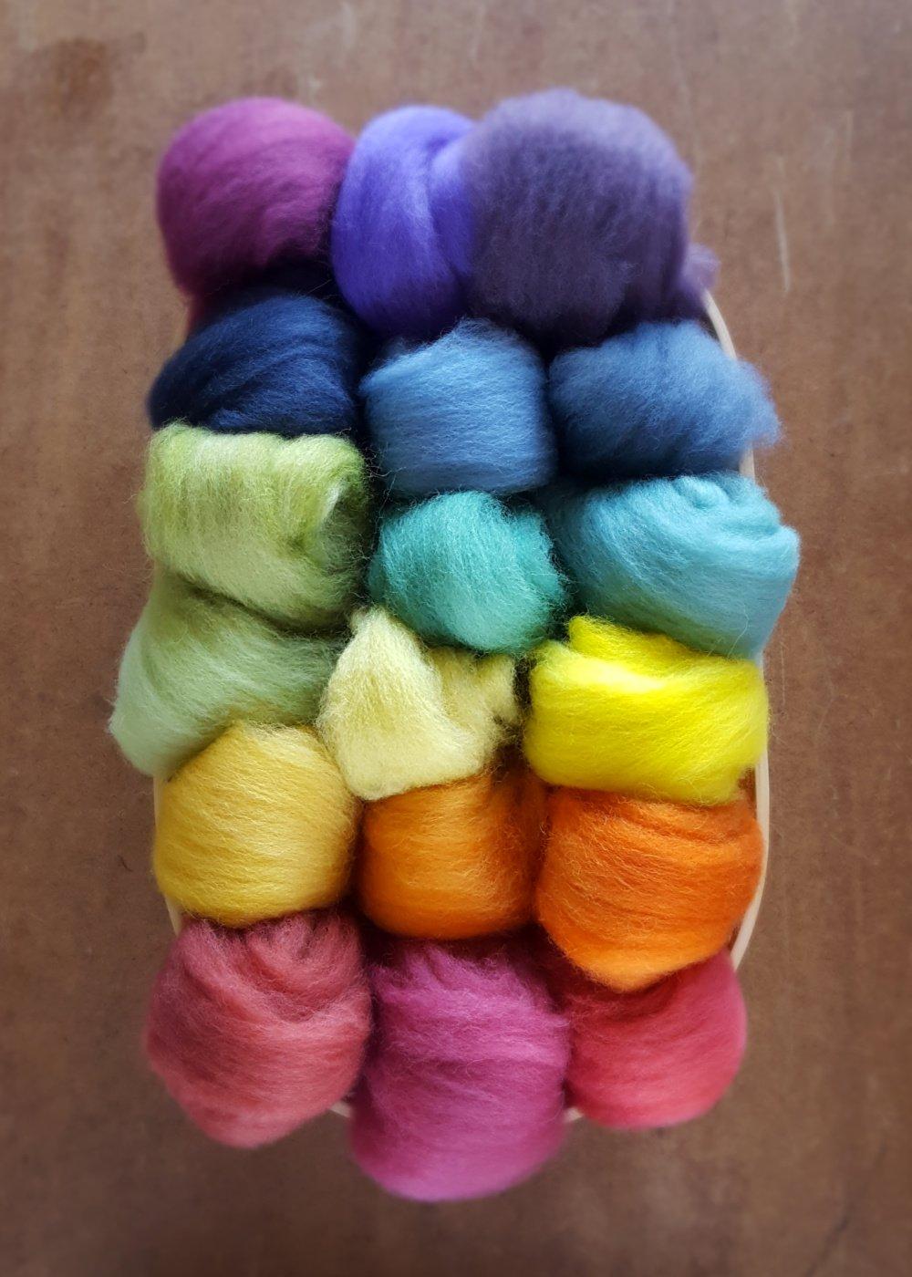Woolly Rainbow