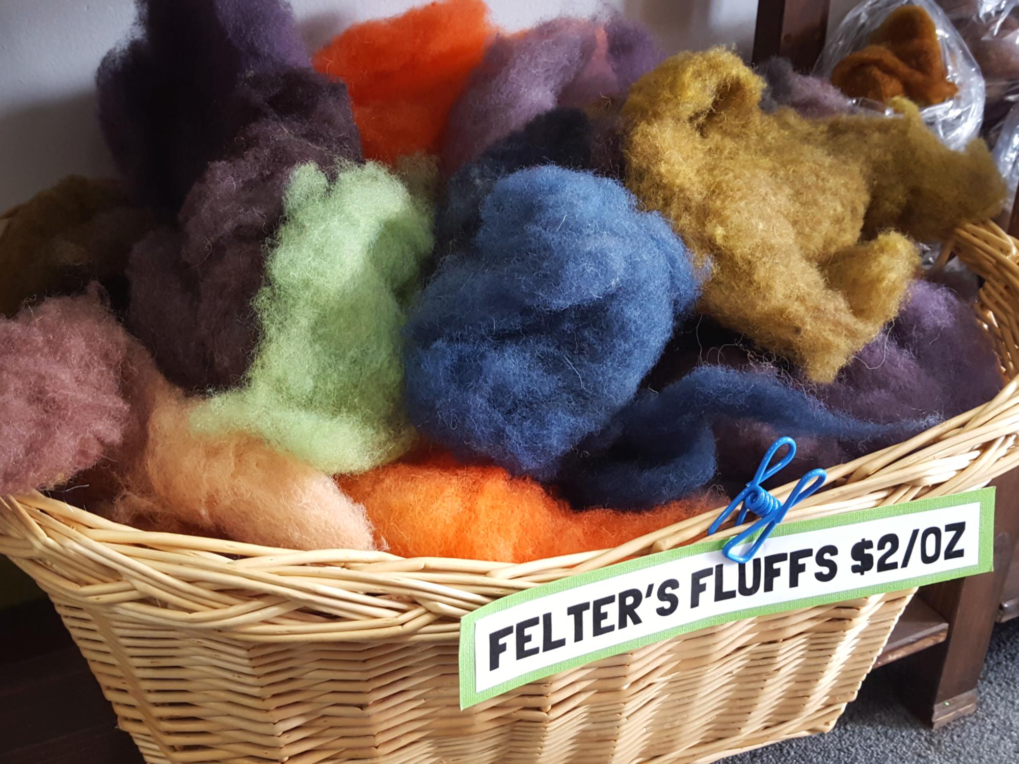Felters Fluffs, 2oz