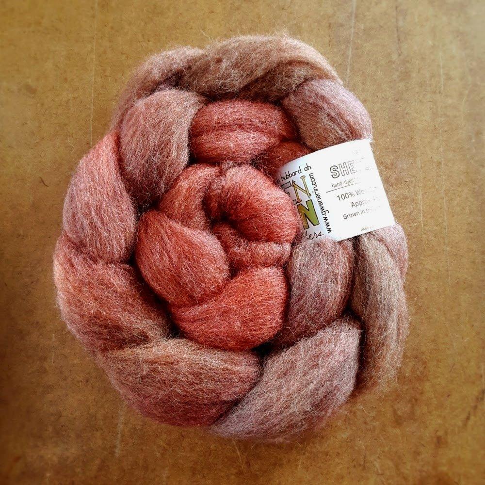 Grey Shetland, 4 oz