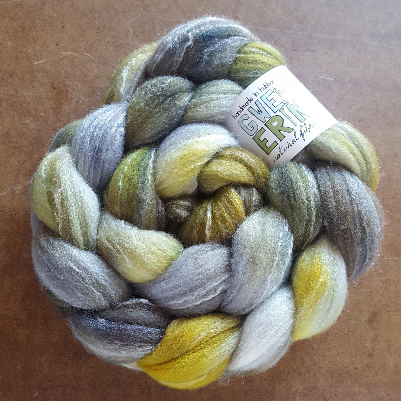 Targhee/Bamboo/Silk, 4 oz