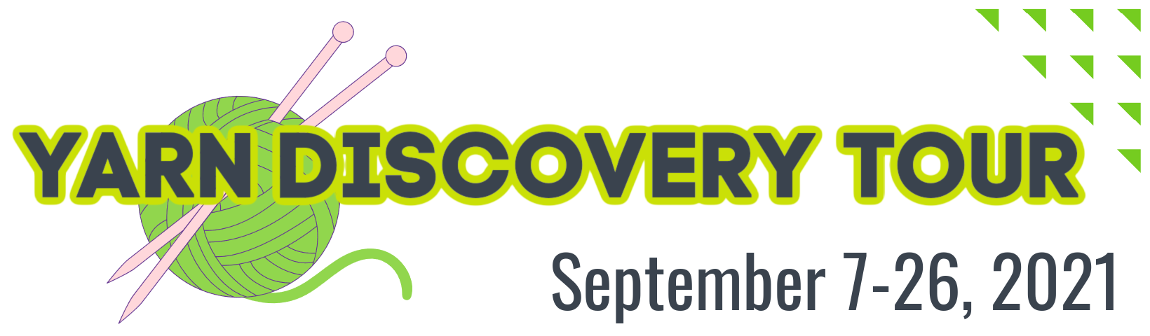 Yarn Discovery Tour 2021