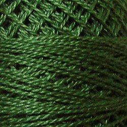 Valdani Pearl Cotton SZ 8- Forrest Green-39