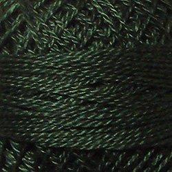 Valdani Pearl Cotton SZ8-Deep Forrest Green-41